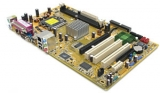 ASUS P5GPL-X SE s775 - Socket 775, i915PL/ ICH6 Dual DDR, IDE, SATA, Sound card 6ch, PCI Express, Marvell GigaLAN, USB2.0, Retail
